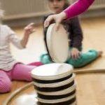 Musik und Bewegung – Rhythmik und Solfège – Gehörschulung ab Schulalter